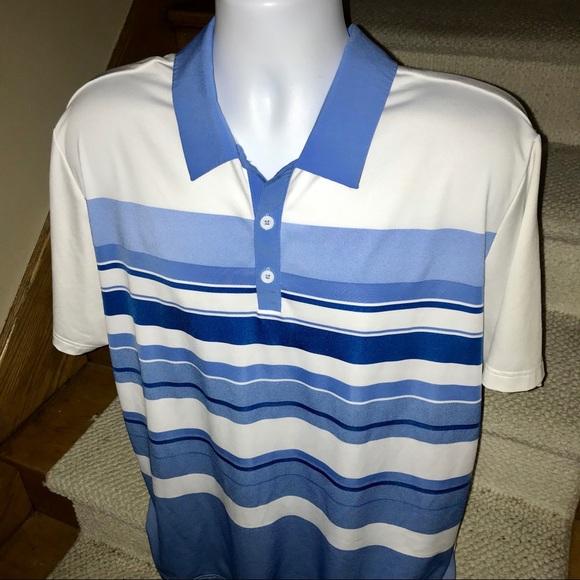 Adidas Golf ClimaCool casuales camisas de Golf Polo Shirt XL poshmark